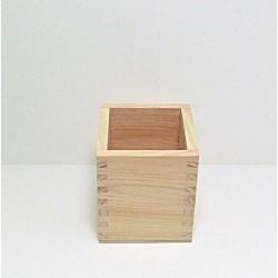 Stojánek na psací potřeby hranatý 8x8x9