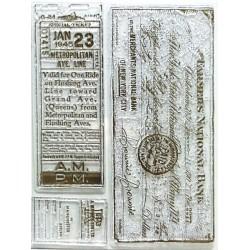 Transp.razítka - Special ticket