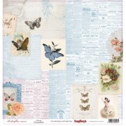 Butterflies, Beauty, jednostranný 30,5x30,5cm