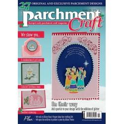Parchment Craft 2015/11 - časopis