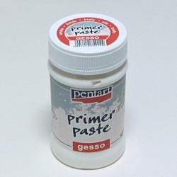Primer pasta Gesso, 100ml - bílá