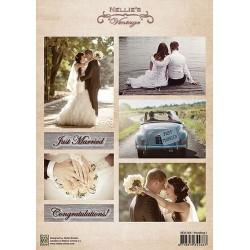 Nellie Vintage A4 - svatba 1