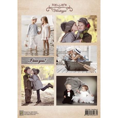 Nellie Vintage A4 - svatba 2