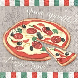 Čas na pizzu 33x33