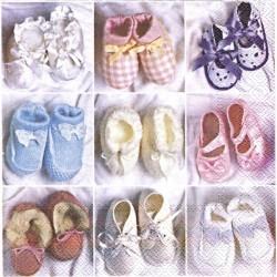 Dětské botičky 33x33