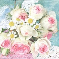 Svatební kytice 33x33
