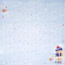 Little Sailor, My Little Star, oboustranný 30,5x30,5cm