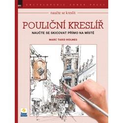 Pouliční kreslíř - Naučte se skicovat přímo na místě