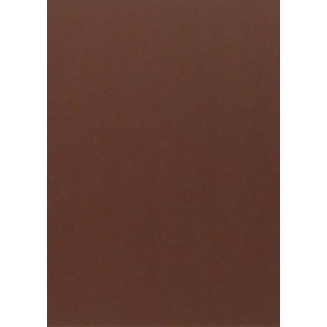 Barevný karton A4, 170g hnědá