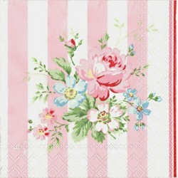 Marie Pale Pink small 25x25
