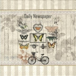 Daily Newspaper 33x33