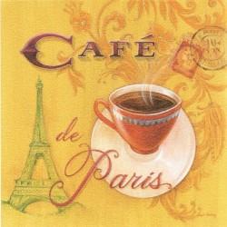 Reprodukce obrazu 18x18 - Café de Paris