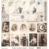 Vintage Autumn Basics, Heritage 30,5x30,5cm (MD)
