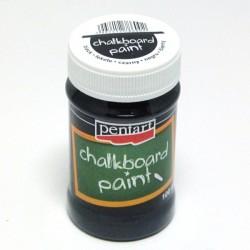 Pentart tabulová barva 100ml - černá