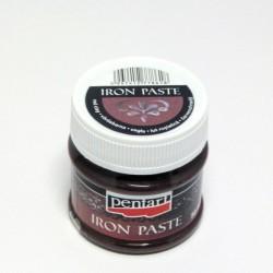 Iron paste (železná pasta) 50ml, červenohnědá