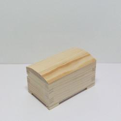 Dřevěná truhlička malá