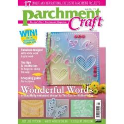 Parchment Craft 2016/03 - časopis