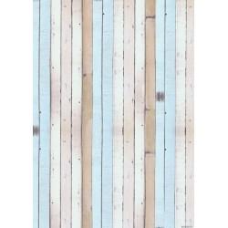 Scrap.papír oboustranný A4 - Léto na pláži, prkna (SL)