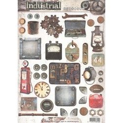 Papír A4 Industrial, nářadí (SL)