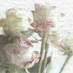 Poupata růží, písmo 33x33