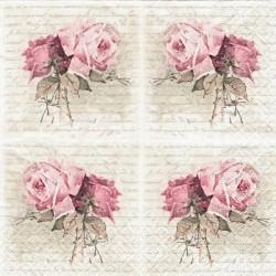 Čtyřikrát růže, písmo 33x33