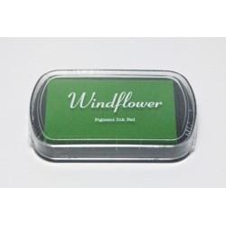 Windflower polštářek - sv. zelený