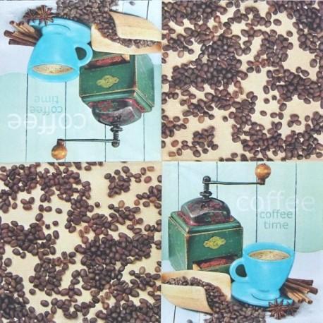 Čerstvá pražená káva 33x33