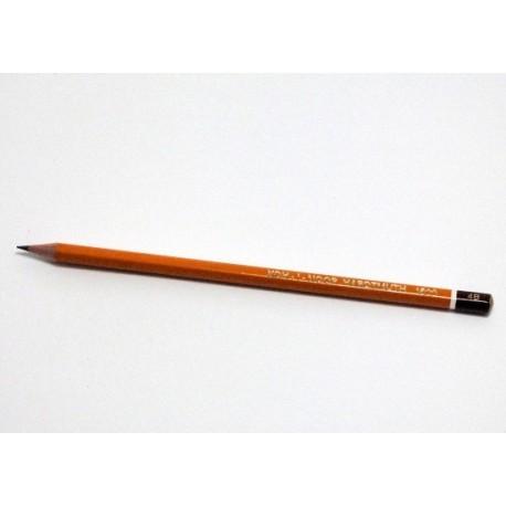 Tužka grafit. kreslířská 4B