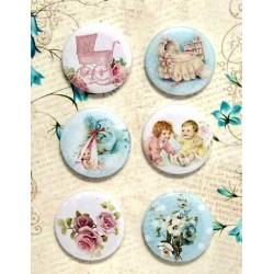 Buttony Maličké zázraky