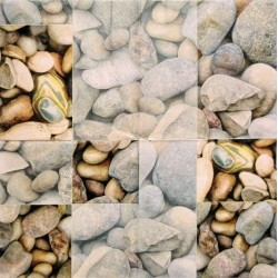 Barevné kameny 33x33