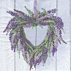 Věnec z Provence 33x33