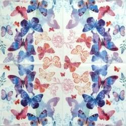 Motýlí symfonie 33x33