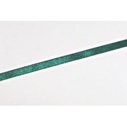 Saténová stuha 6mm - jedlově zelená