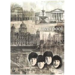 Papír rýžový A4 Liverpool