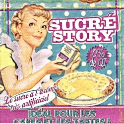 Sucré Story 33x33