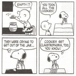 Snoopy a Charlie 33x33