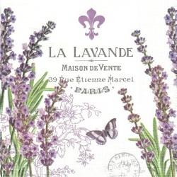 La Lavande 33x33