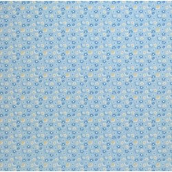 Baby, modrý 30,5x30,5 designový papír