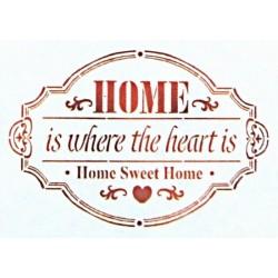 Šablona - Home Sweet Home