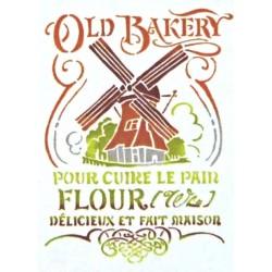 Šablona - Old Bakery