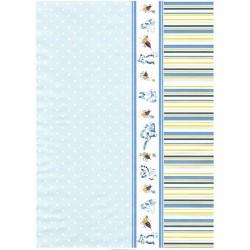 Papír soft A4 Dětský v modré