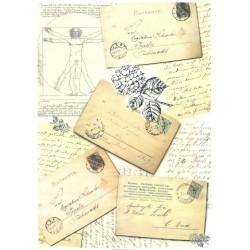 Papír soft A4 Leonardo da Vinci a dopisy