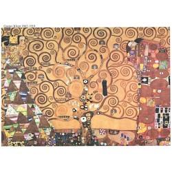 Papír soft A4 Gustav Klimt