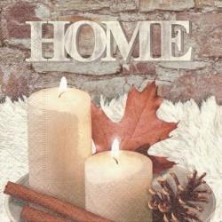 Home svíčky 33x33