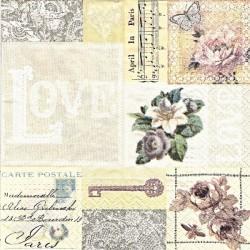 Love Square 33x33