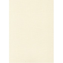 Karton 220g A4 - ražba plátno, perleť, Cream