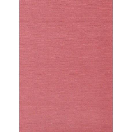 Karton 220g A4 - ražba plátno, perleť, Red ruby