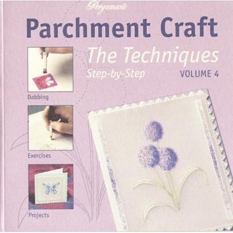 Parchment Craft - Krok za krokem č.4