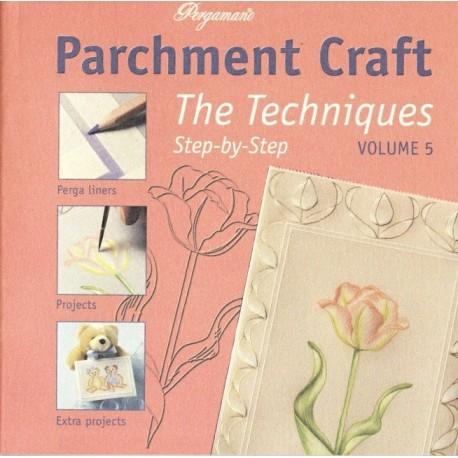 Parchment Craft - Krok za krokem č.5