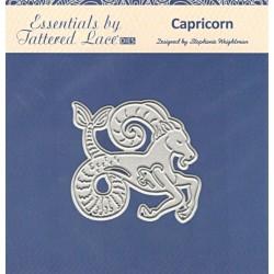 Vyřez.šablona Capricorn (Kozoroh) Tattered Lace